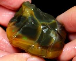 133ct Ethiopian Crystal Rough Specimen Rough