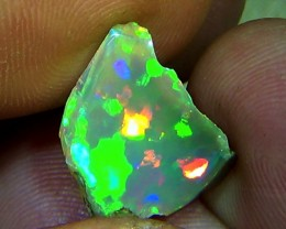 5.50 cts Ethiopian Welo PUZZLE opal N6 4,5/5