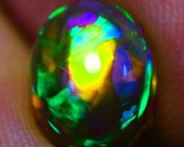 1.56 CT Dark Base!!! AAA Quality Welo Ethiopian Opal - AE513