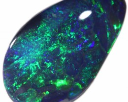1.50 CTS BLACK OPAL STONE-LIGHTNING RIDGE- [LRO323]