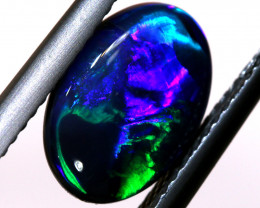 N1- 1.80 CTS QUALITY BLACK SOLID OPAL LIGHTNING RIDGE INV-462