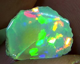 6.75 cts Ethiopian Welo PUZZLE opal N7 4,5/5