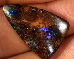 31ct 25x17mm Queensland Boulder Matrix Opal  [LOB-2195]