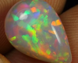 2.15cts Top Notch Floral Confetti Natural Ethiopian Welo Opal