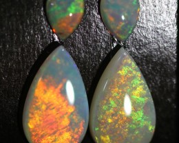 3.28 CTS WHITE OPAL PAIRS[C-SAFE330]
