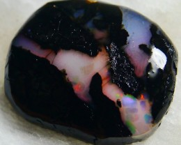 12.55 CT Beautiful Motiff Indonesian Opal Stone Polished