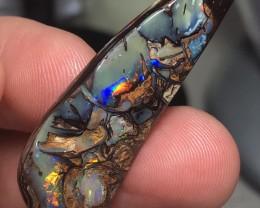 38cts Boulder Opal Stone KF20