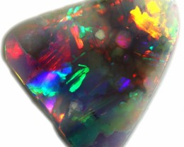 1.90 CTS BLACK OPAL RUBS LIGHTNING RIDGE [BR-SAFE102]