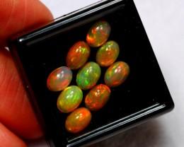 4.60ct 7x5mm Ethiopian Welo Opal Lot