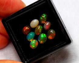 3.07cts Mix Size Ethiopian Welo Opal Parcel