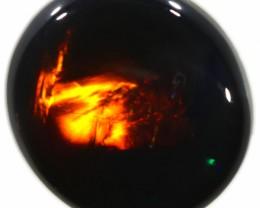 1.16 CTS BLACK OPAL STONE-LIGHTNING RIDGE- [LRO340]