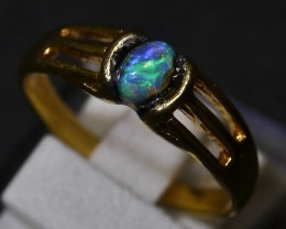 13.55 CT Gorgeous Rolling Flash Indonesian Crystal Opal Jewelry