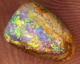 1.3ct 8.5x6mm Crystal Pipe Boulder Opal  [LOB-2242]