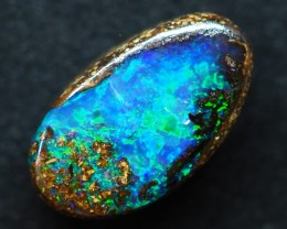 3.90CT VIEW PIPE WOOD REPLACEMENT BOULDER OPAL TT302