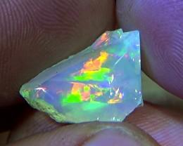6.60 cts Ethiopian Welo RIBBON crystal opal N9 4/5