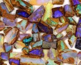 300ct Natural Boulder Pipe Opal Rough Parcel [BRP-053]