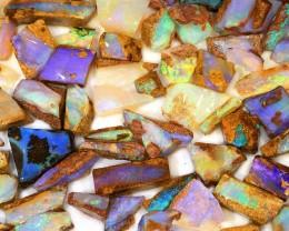 300ct Natural Boulder Pipe Opal Rough Parcel [BRP-055]