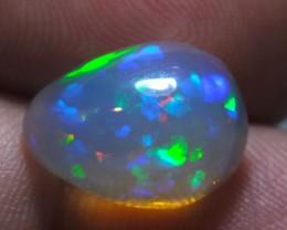 3.5ct  BLUE ETHIOPIAN WELO OPAL