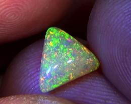 1.30 ct Ethiopian Welo PINFIRE opal N7 4,5/5