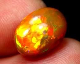 Lot 02 ~  3.52Ct Snakeskin Honeycomb Ethiopian Welo Cabochon Opal