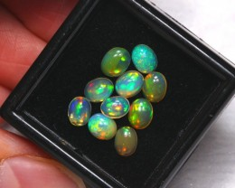2.28cts Natural Ethiopian Welo Opal Lot