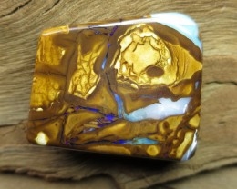 """64cts, """"BOULDER OPAL~FROM OUR YOWAH MINES!"""""""