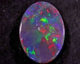 FREE SHIPPING  3.25 CTS BLACK OPAL FROM LR