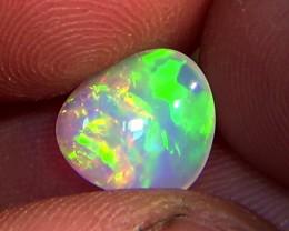 1.80 ct Ethiopian Welo CHAFF brilliant opal N7 5/5