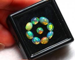 1.98cts  5x4mm Ethiopian Welo Opal Lot