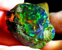 51ct Ethiopian Crystal Rough Specimen Rough
