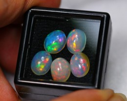 6.80Ct Natural Ethiopian Welo Opal Lot JA510