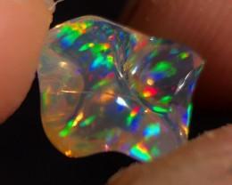 Brilliant Mexican 1.8ct Crystal Opal (OM)