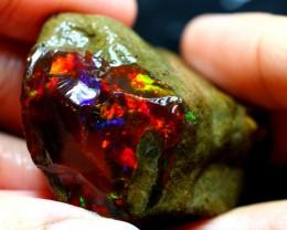 164ct Ethiopian Crystal Rough Specimen Rough
