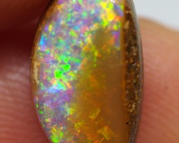2.45CT SMALL BRIGHT BOULDER PIPE OPAL  NN69
