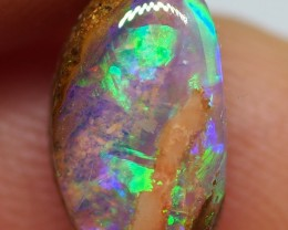 1.90CT SMALL BRIGHT BOULDER PIPE OPAL  NN72