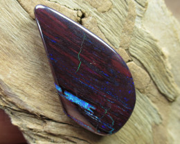 "43cts,""~WOOD OPAL~NEW STOCK """