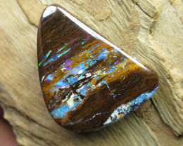 "47cts,""~WOOD OPAL~NEW STOCK!"""