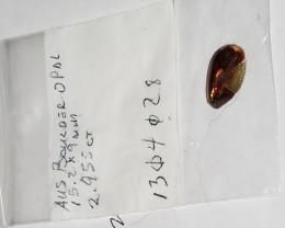 Boulder Opal Cabochon