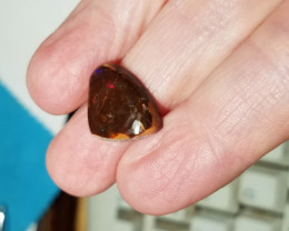 Australian Boulder Opal to DIE for!
