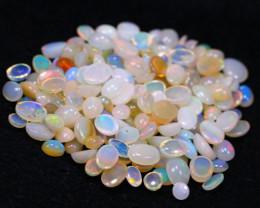150.7Ct Multi Color Play Ethiopian Welo Opal Parcel ~ Lot 10