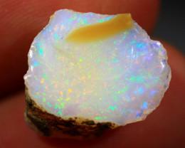 Cts6.50   FC19    .Rough Ethiopian Wello Opal   ~ Gem Grade -