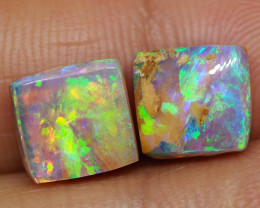 4.50CT VIEW PIPE WOOD REPLACEMENT BOULDER OPAL RE377