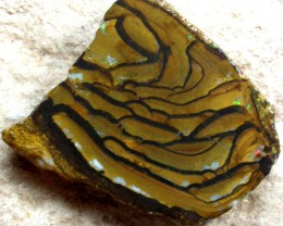 OPAL YOWAH ROUGH SLAB  30.00CTS FJP 1418