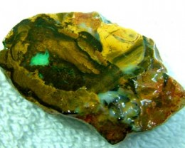 50.00 CTS OPAL YOWAH ROUGH SLAB  FJP 1457