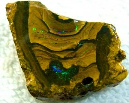 25.00 CTS OPAL YOWAH ROUGH SLAB  FJP 1459