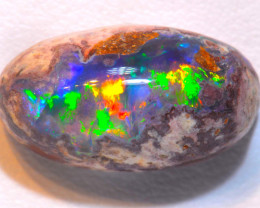 9.5ct BLUE MEXICAN MATRIX OPAL