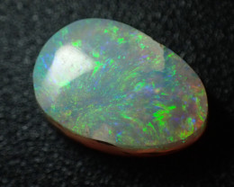 2.15ct RARE Asteria Pattern Lightning Ridge Crystal Opal