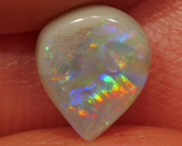 1.14 ct Light Opal from Lightning Ridge - Insured Shipping