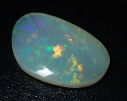 4.95ct Coober Pedy Semi-Crystal Opal DOUBLE-SIDED