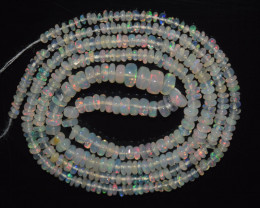 Ct Natural Ethiopian Welo Opal Beads Play Of Color